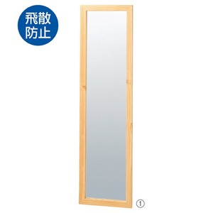 Original Tools/Furniture Wooden Slim Mirror Mirror