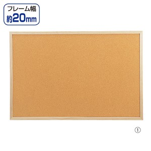 Cork Board Both Sides Specification