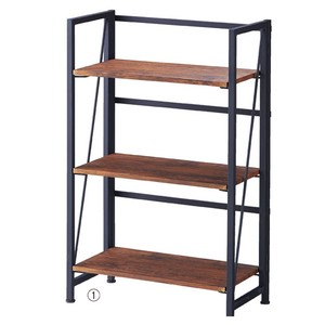 Folded Shelf Rack