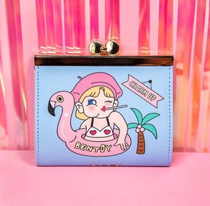 Coin Purse Case Flamingo
