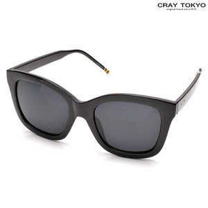 Cell Frame Sunglass Black Multi-Color
