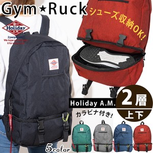 Backpack Daypack Bag Men's Ladies Backpack HOLIDAY