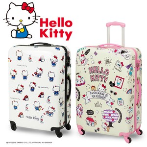Kitty Suit Case Trip