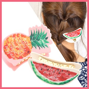 Fruit Motif Hair Ban Clip