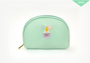 Make Up Pouch Green