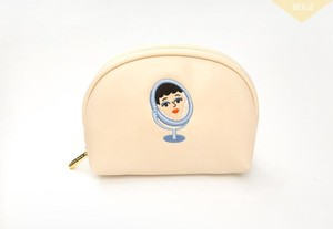 Make Up Pouch Beige