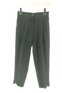 Late Summer Early Autumn Behind Waist Tuck Natural Pants