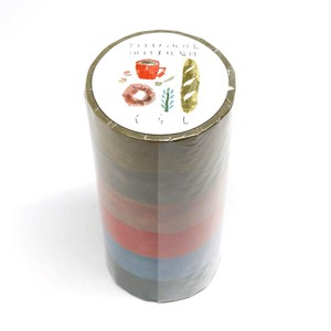 Washi Tape 6 color set