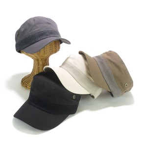 Knitted Twill Military Cap Young Hats & Cap