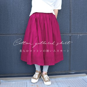 Embroidery Skirt