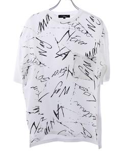【2019SS】【セール】PトロピカルグランジプリントTシャツ