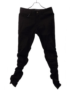 Stretch Shearing Slim Pants