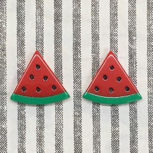 Watermelon Earring UNPETIT