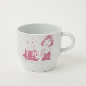 HASAMI Ware Friends Mug Spring Fysm Color