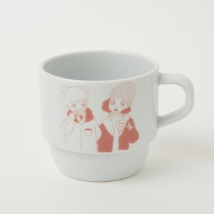 HASAMI Ware Friends Mug Fysm Color