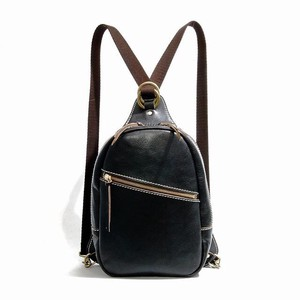 Genuine Leather Backpack Body Bag