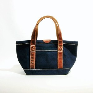 Water-Repellent Canvas Tote Bag