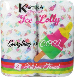Ice Kithen Paper Towel Roll