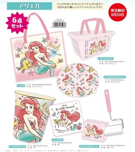 Lucky Bag 6 Pcs Set Ariel