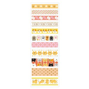 Cat Washi Tape SEAL Japan