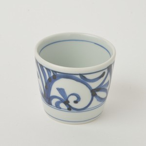 HASAMI Ware Arabesque Soba Choko Multi Cup Fysm Color