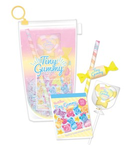 Colorful Juice Stationery Set Yellow
