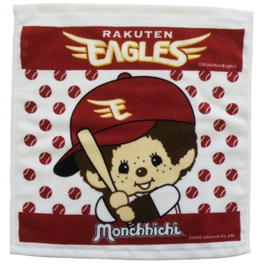 Lucky Bag Period Rakuten Eagle monchhichi Hand Towel