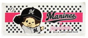 Lucky Bag Period Collaboration Marine monchhichi Face Towel