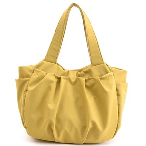 Popular Pocket Plain Tote Bag