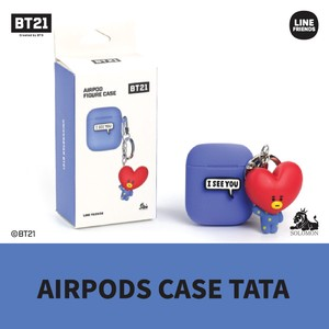 BT21 Airpods用 Case(Figure 付き)
