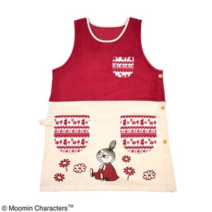 [2019NewItem] The Moomins Apron Red