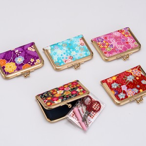 Crape Coin Purse Set Sewing Set