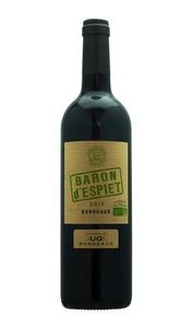 17 バロン デスピエ 赤 辛口 ミディアムボディ【赤ワイン】