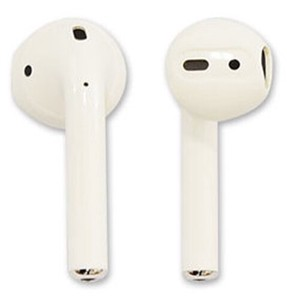 AirPods 対応 イヤーキャップ クリア ARP-03CL