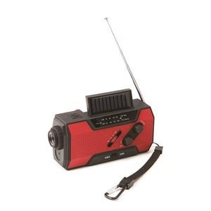 ソーラーAM/FMラジオライト PL-165