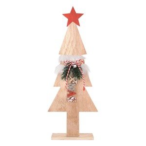 Christmas Wood Tree