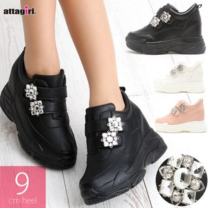 """2020 New Item"" 9cm Heel Objects and Ornaments Ornament Black Sneaker"