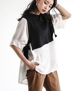 S/S Reserved items Layering Style Ribbon Vest