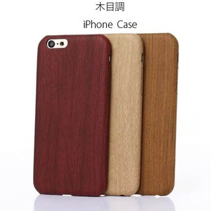 iPhone Wood Grain Wood Grain soft Case Silicone soft Case