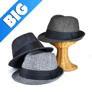 Big Wool Jacquard Young Hats & Cap