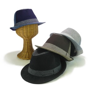 Wool Solid Pattern Young Hats & Cap