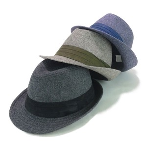 Wool Herringbone High-back Young Hats & Cap