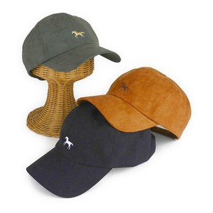One Point Suede Panel Cap Young Hats & Cap