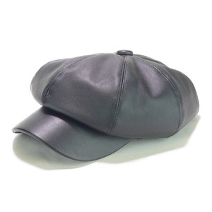 Leather Casquette Young Hats & Cap