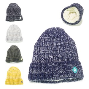 Ortega Embroidery Color Double Knitted Watch Cap Young Hats & Cap