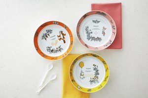 Winnie The Pooh Trio Curry Plate Set