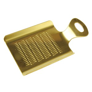 Graters/Slicers Brass Color
