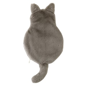USB Warmer Mofumofu Cat Gray