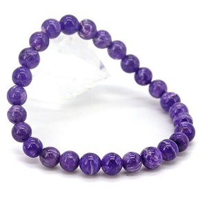 Natural stone High Quality Bracelet 7mm