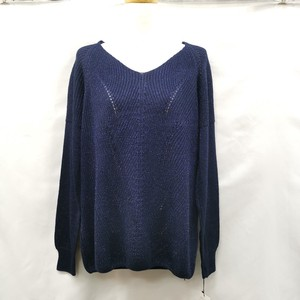 Madame A/W lame V-neck Sweater